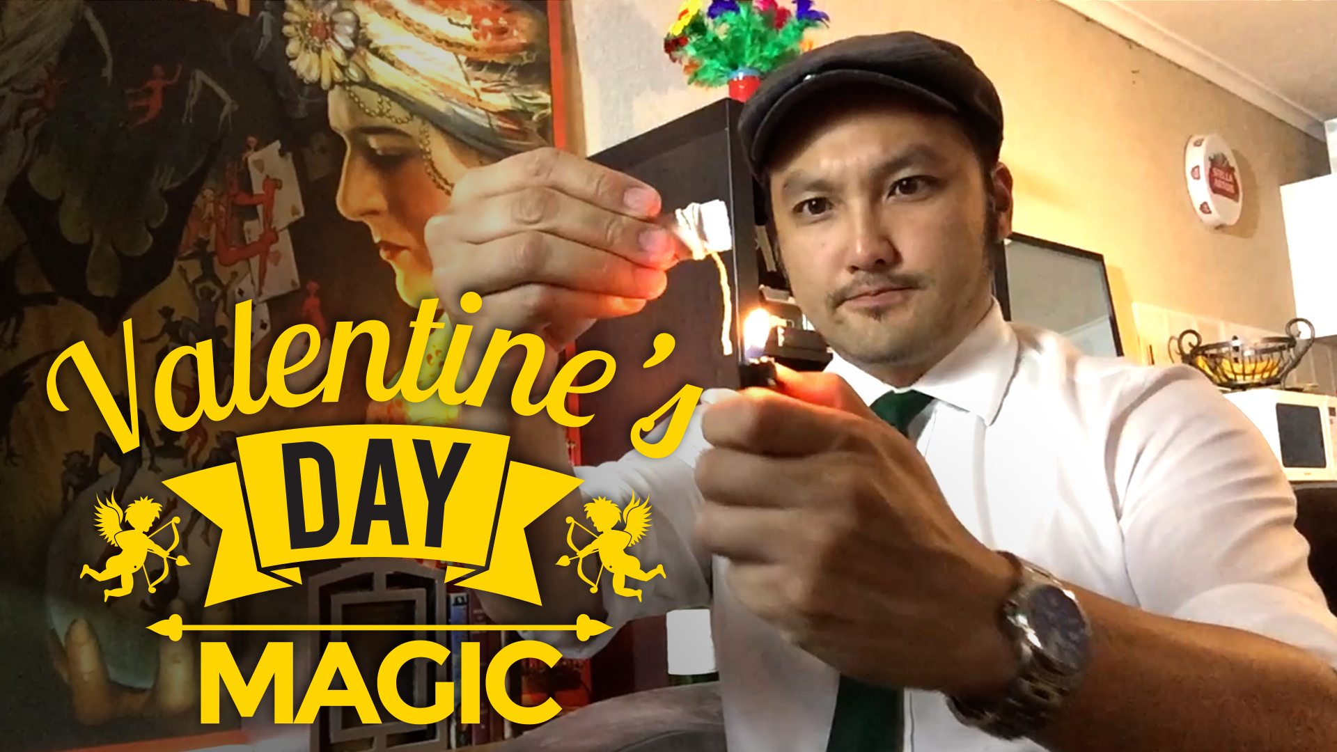 Valentine's Day Magic – Magic Speaks Louder Than Words