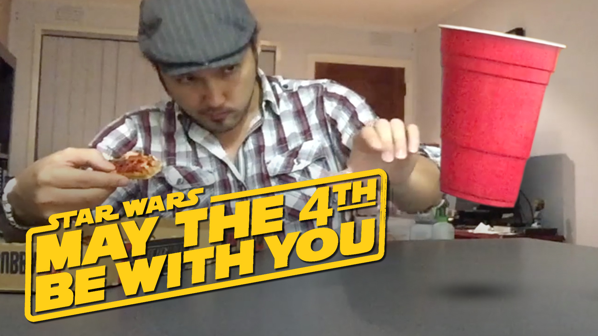 Bite Size Magic – May the 4th be with you! Star Wars Day Magic!